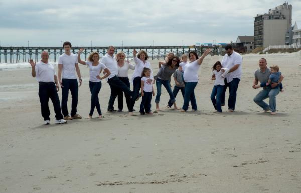 Photo of Family at Surfside Chiropractic in Myrtle Beach